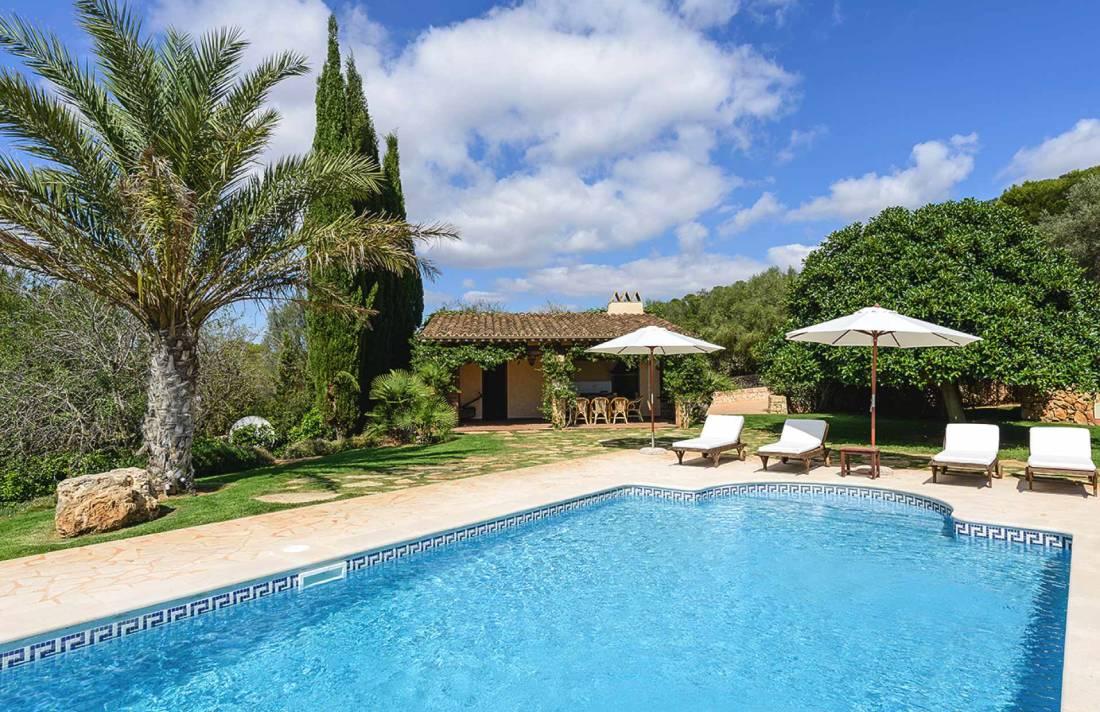 01-300 geschmackvolle Finca Mallorca Süden Bild 3