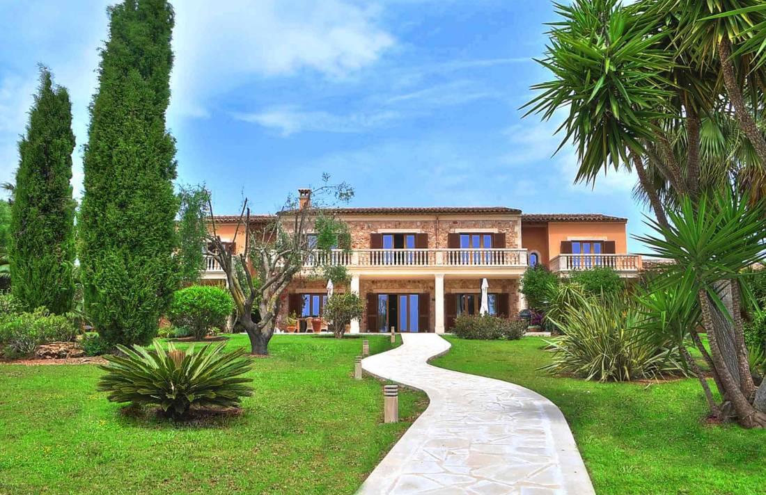 01-319 riesige luxus Finca Mallorca Osten Bild 3
