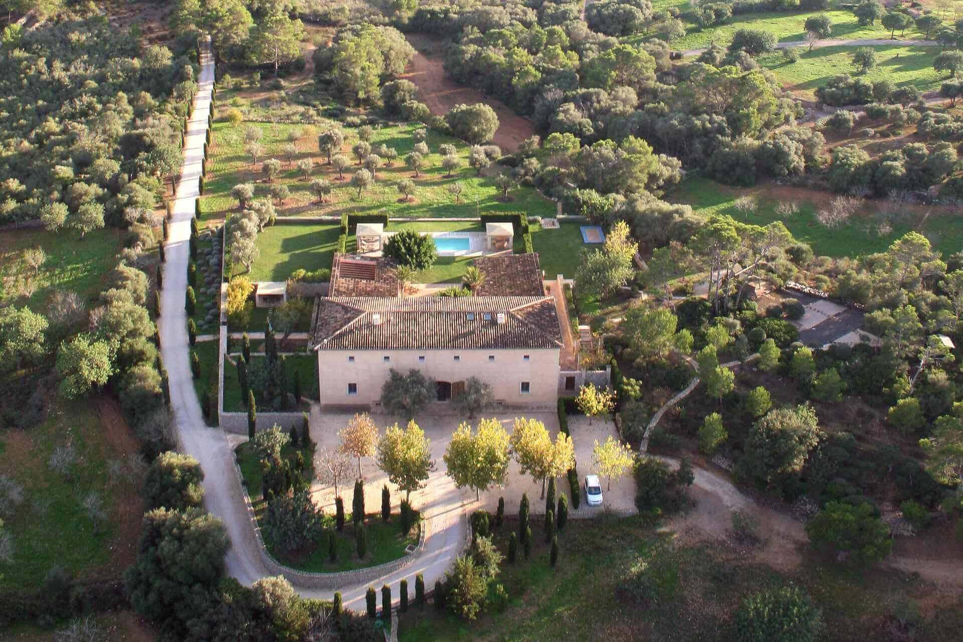 01-07 Exklusive Villa Mallorca Süden Bild 3