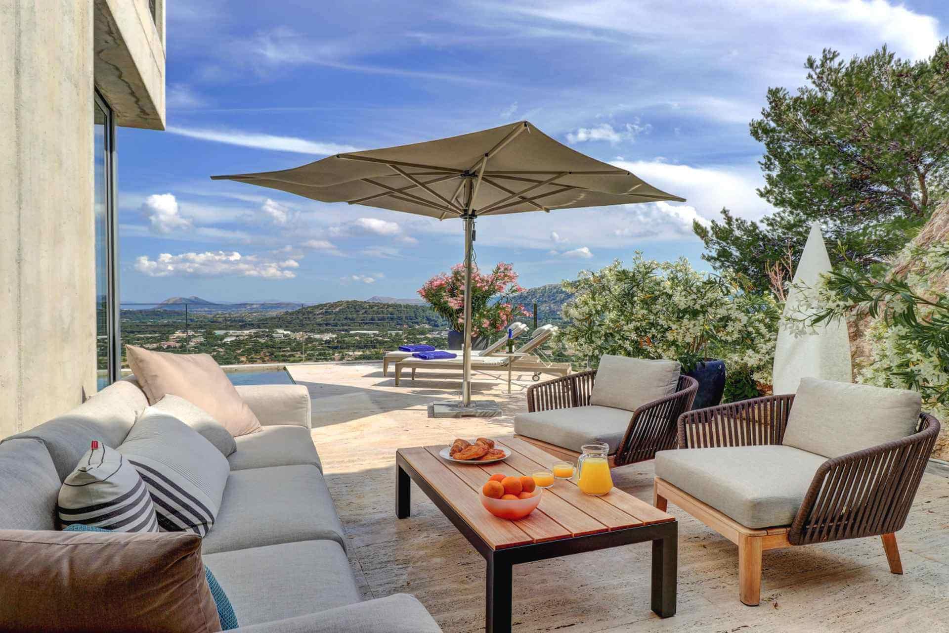 01-341 spektakuläre Villa Mallorca Norden Bild 3