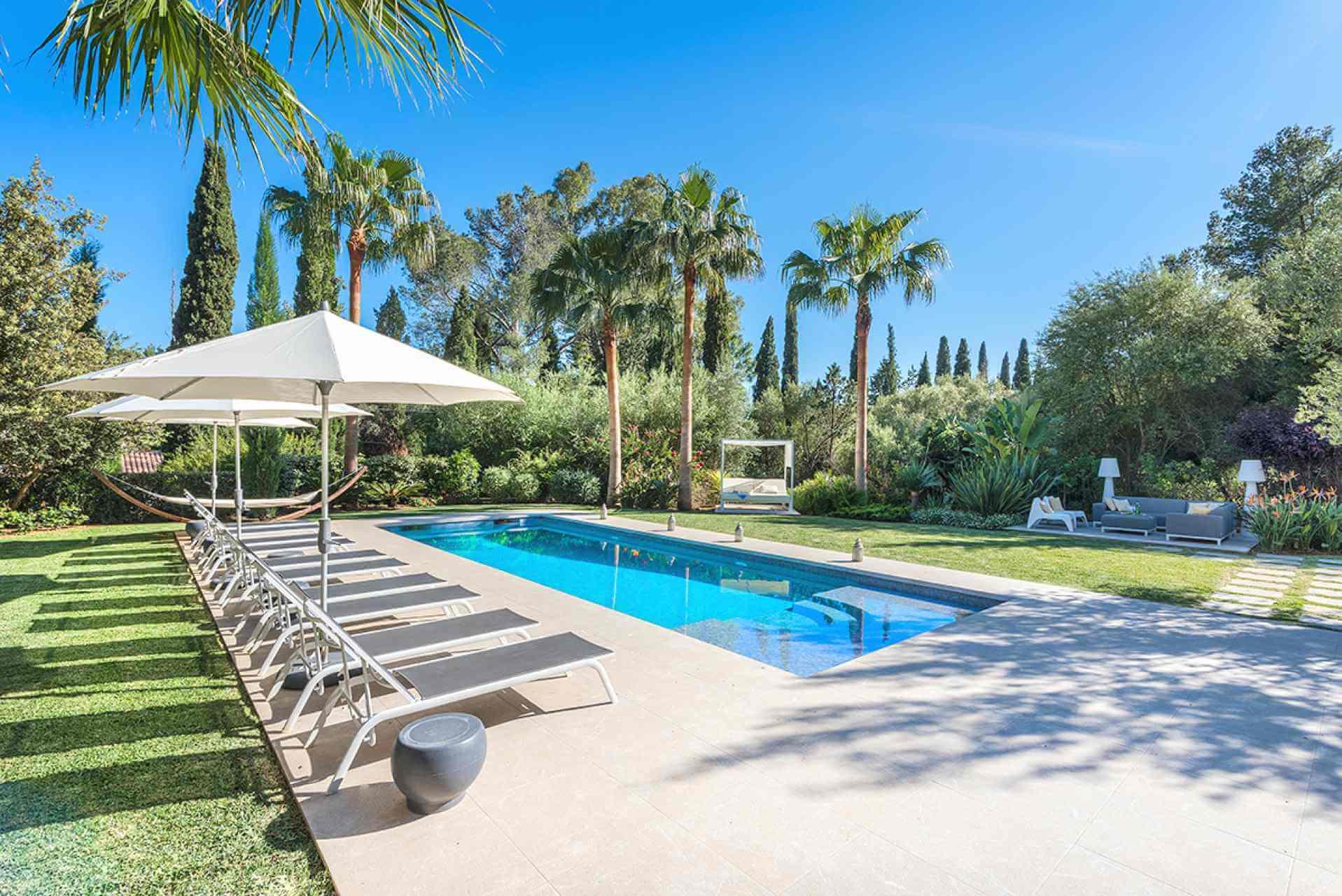 01-337 Luxus Villa Mallorca Norden Bild 3