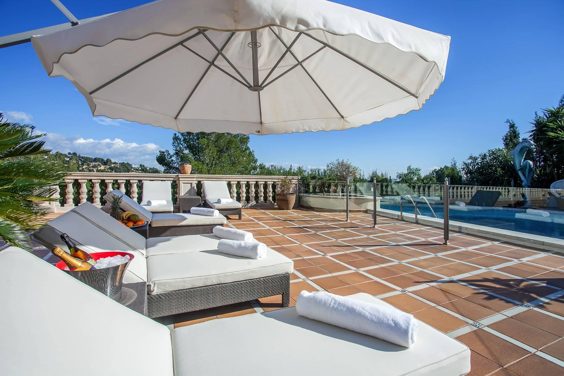 01-251 Extravagante Villa Mallorca Südwesten Bild 2