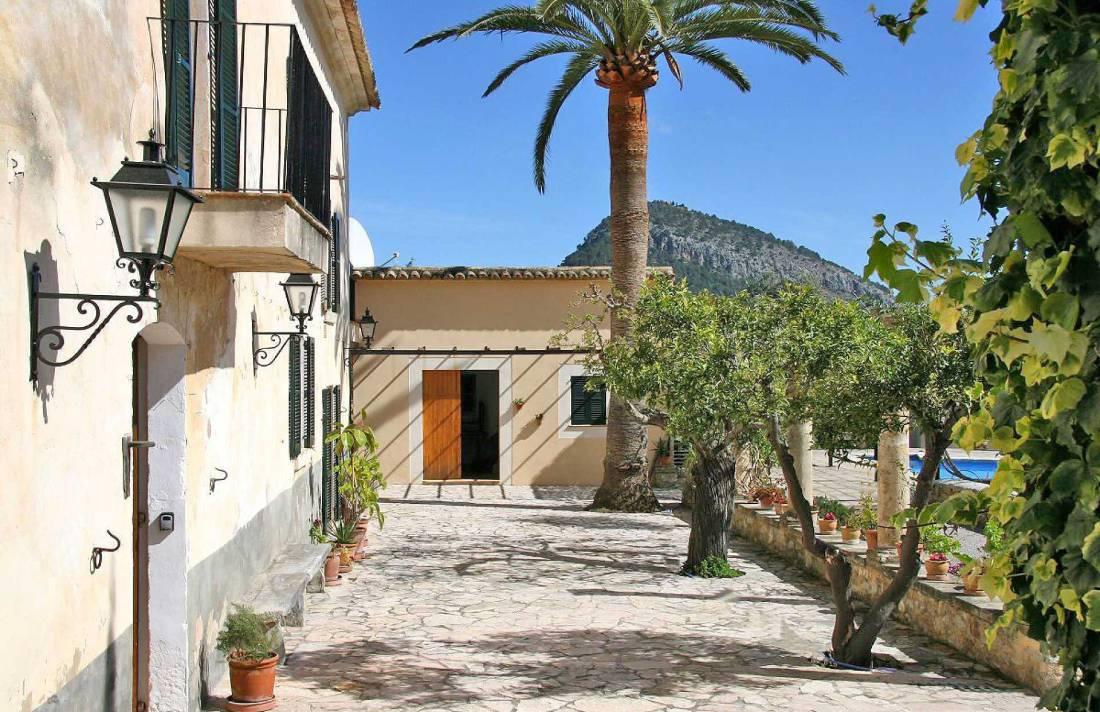 01-27 Mallorquinische Finca Mallorca Norden Bild 3