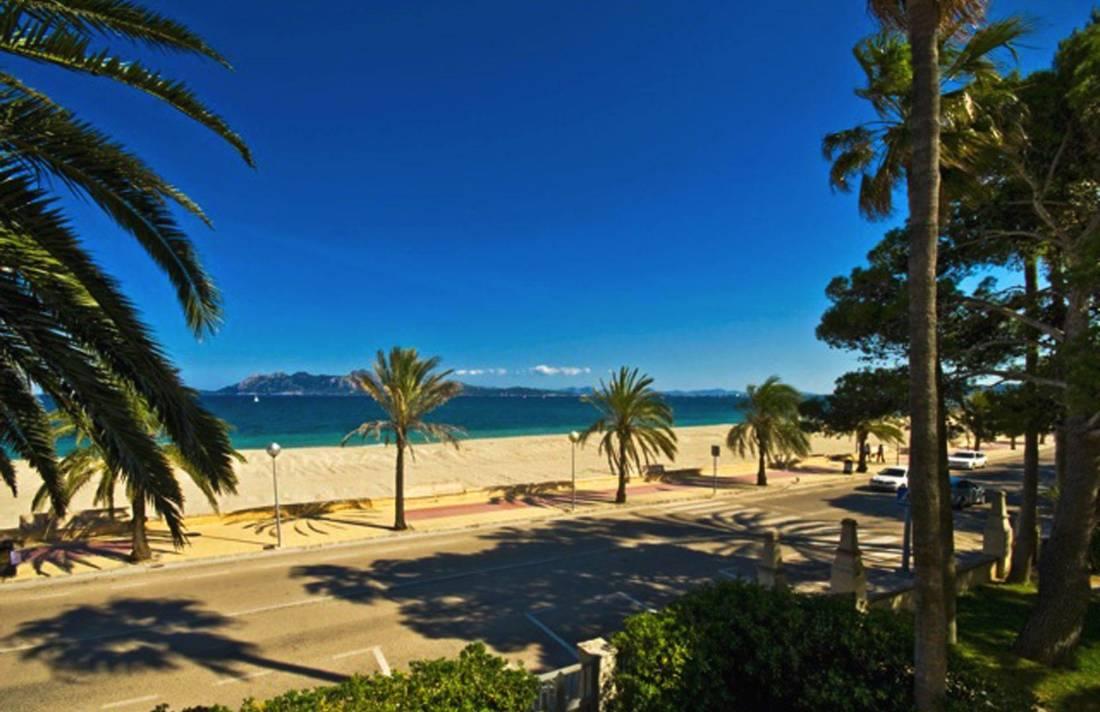 01-202  Moderne Ferienwohnung Mallorca Norden Bild 3