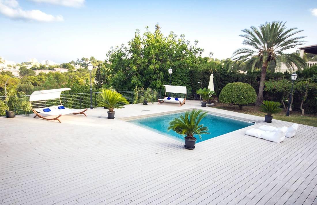 01-266 moderne Villa Mallorca Südwesten Bild 3