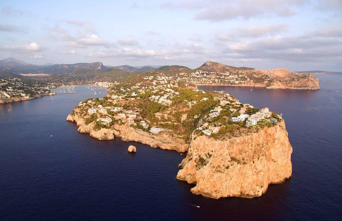 01-332 Sea view Villa Mallorca southwest Bild 3