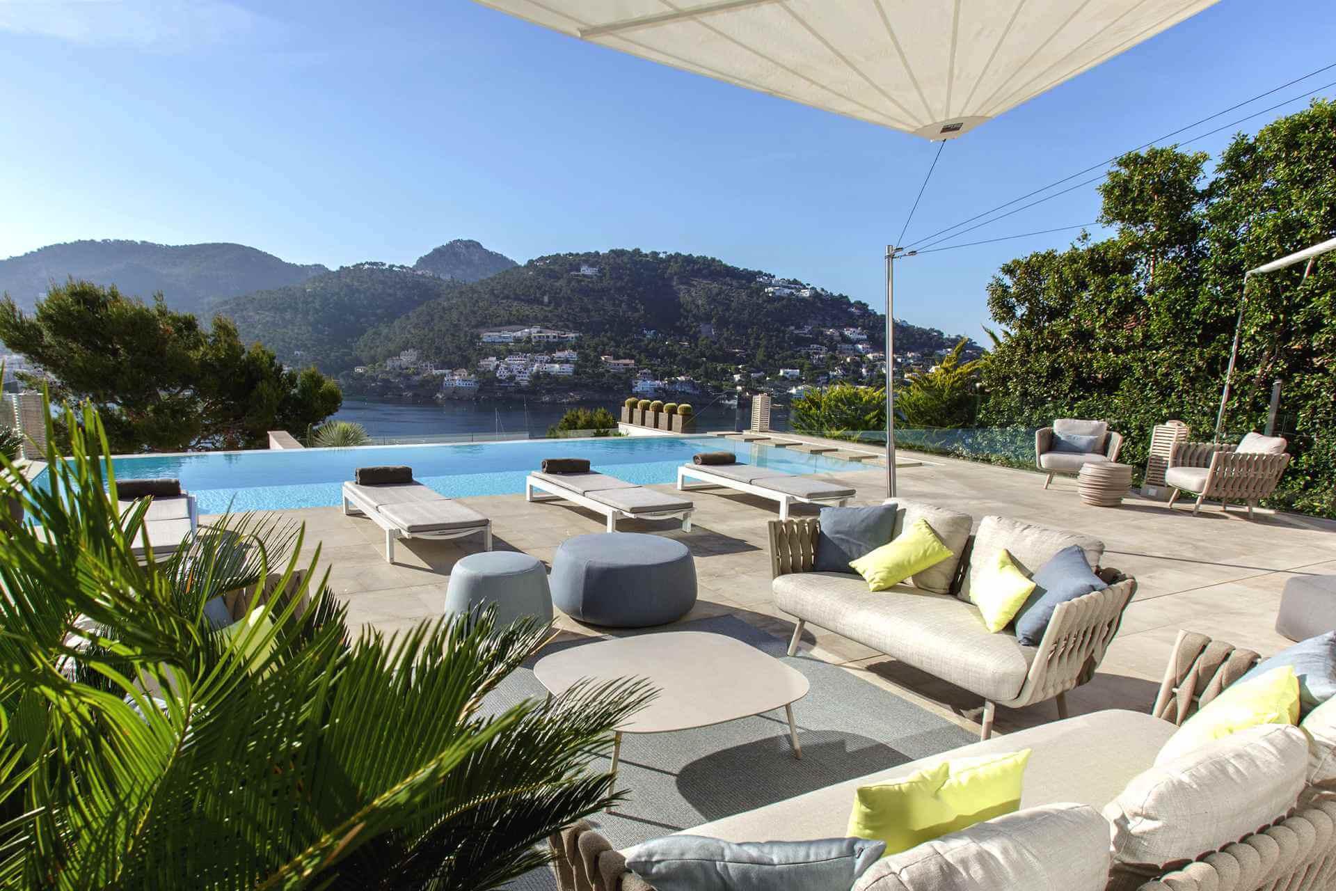 01-353 Villa with indoor pool Mallorca Southwest Bild 3