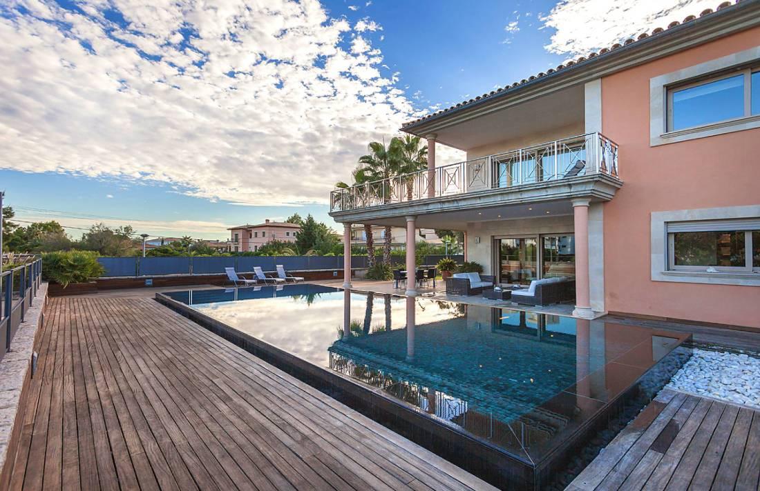 01-112 Moderne Villa Mallorca Norden Bild 3