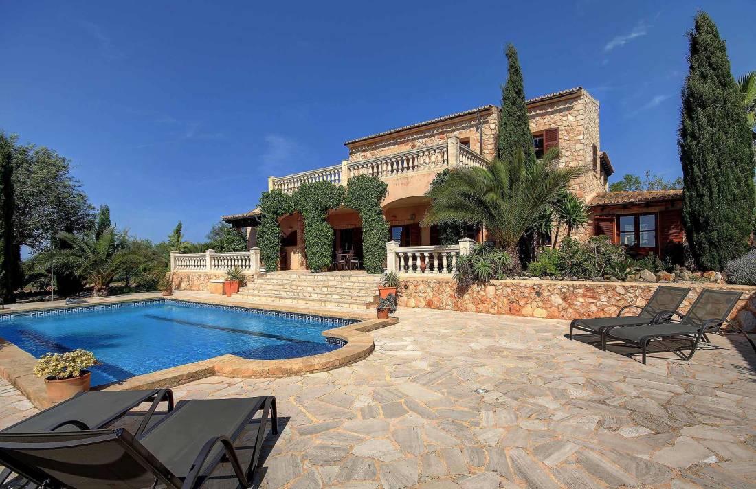 01-259 Finca Mallorca Süden mit Pool Bild 3