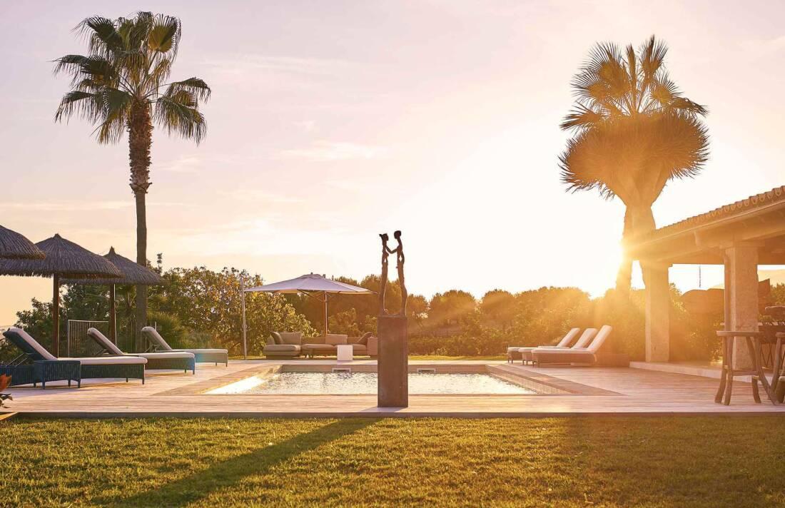 01-354 Luxus Design Finca Mallorca Zentrum Bild 3