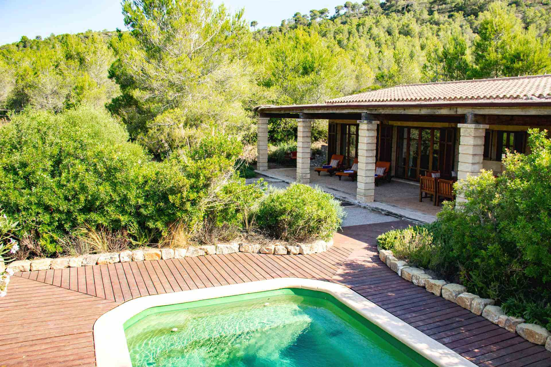 01-321 rustic Villa Mallorca east Bild 3