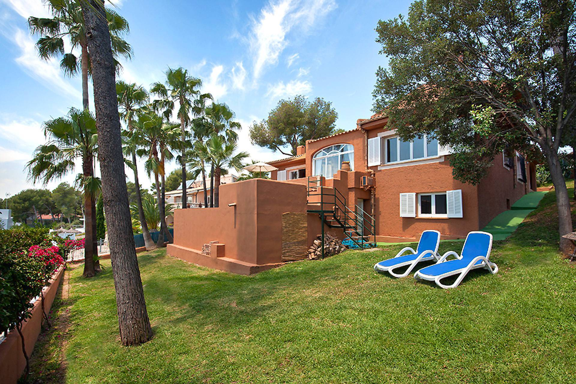 01-228 Mediterrane Villa Mallorca Norden Bild 3