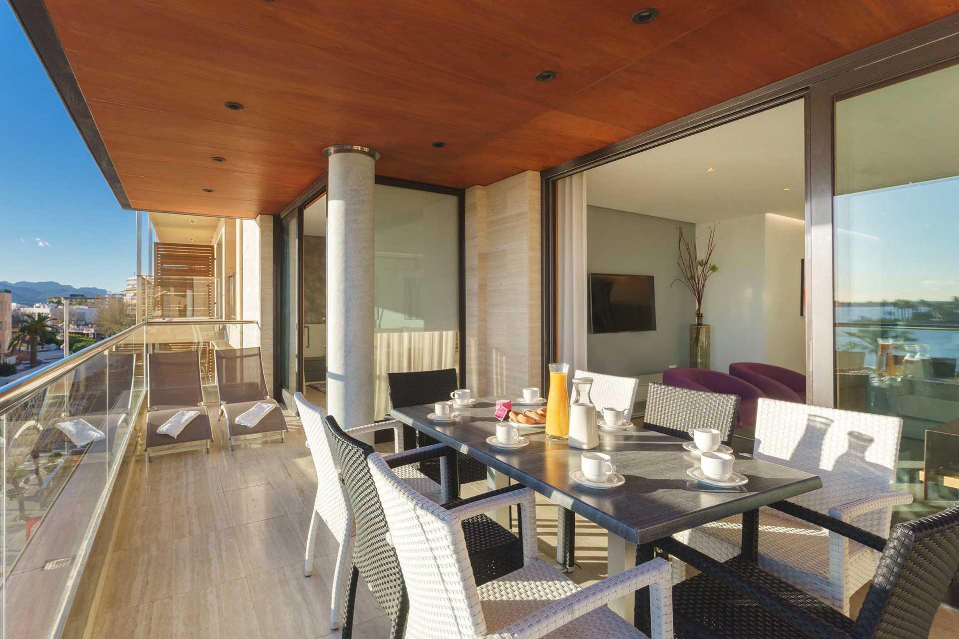 01-291 exclusive apartment Mallorca north Bild 4