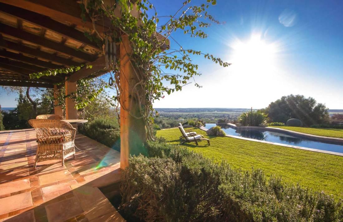 01-116 extravagante luxus Finca Mallorca Süden Bild 3