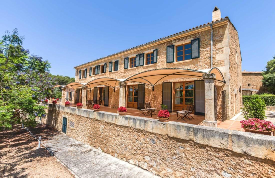 01-115 großzügige Finca Mallorca Nordosten Bild 4