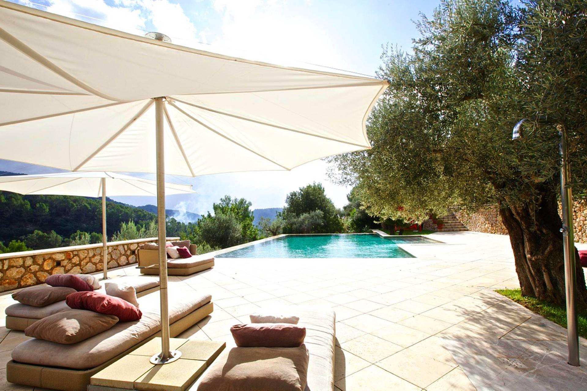 01-119 Exklusive Finca Mallorca Südwesten Bild 4