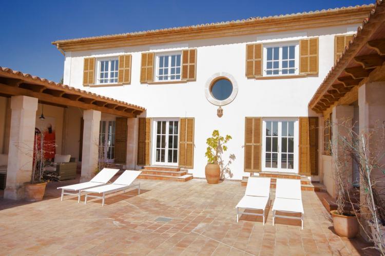 01-261 Moderne Finca Mallorca Südwesten Bild 4