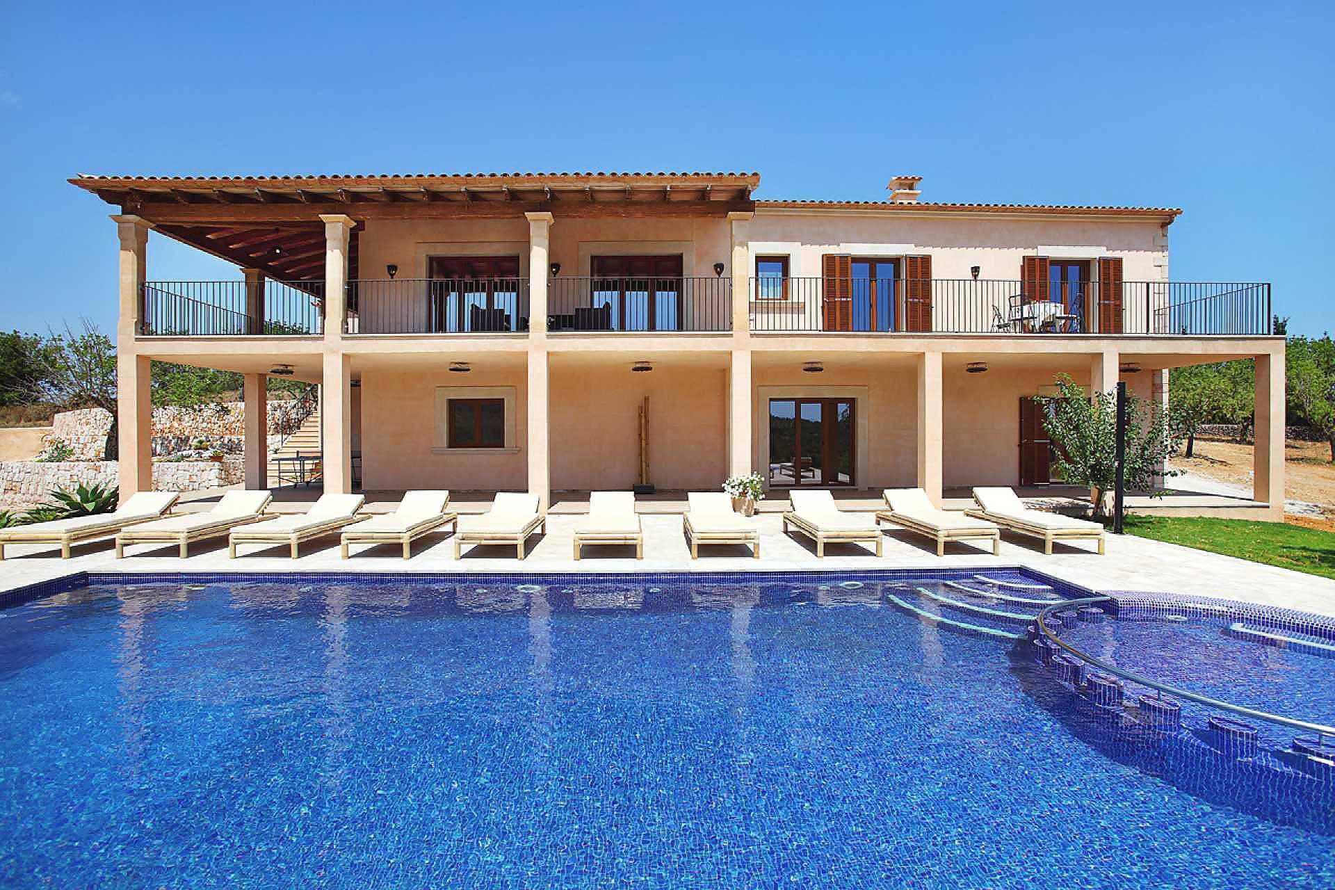 01-45 Exklusive Finca Mallorca Osten Bild 4