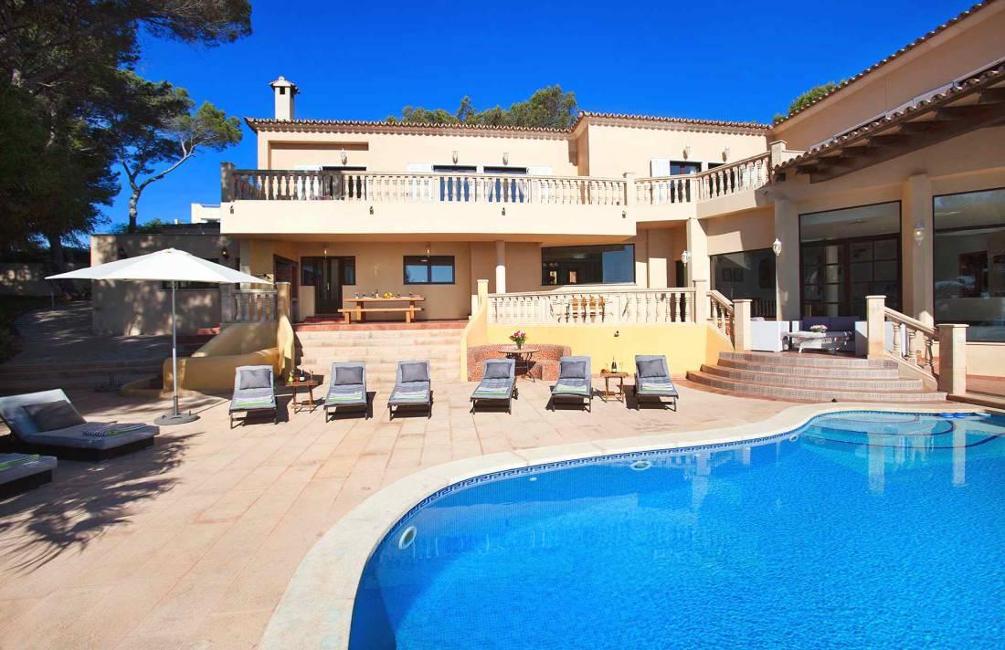 01-23 Villa Mallorca Südwesten mit Meerblick Bild 4
