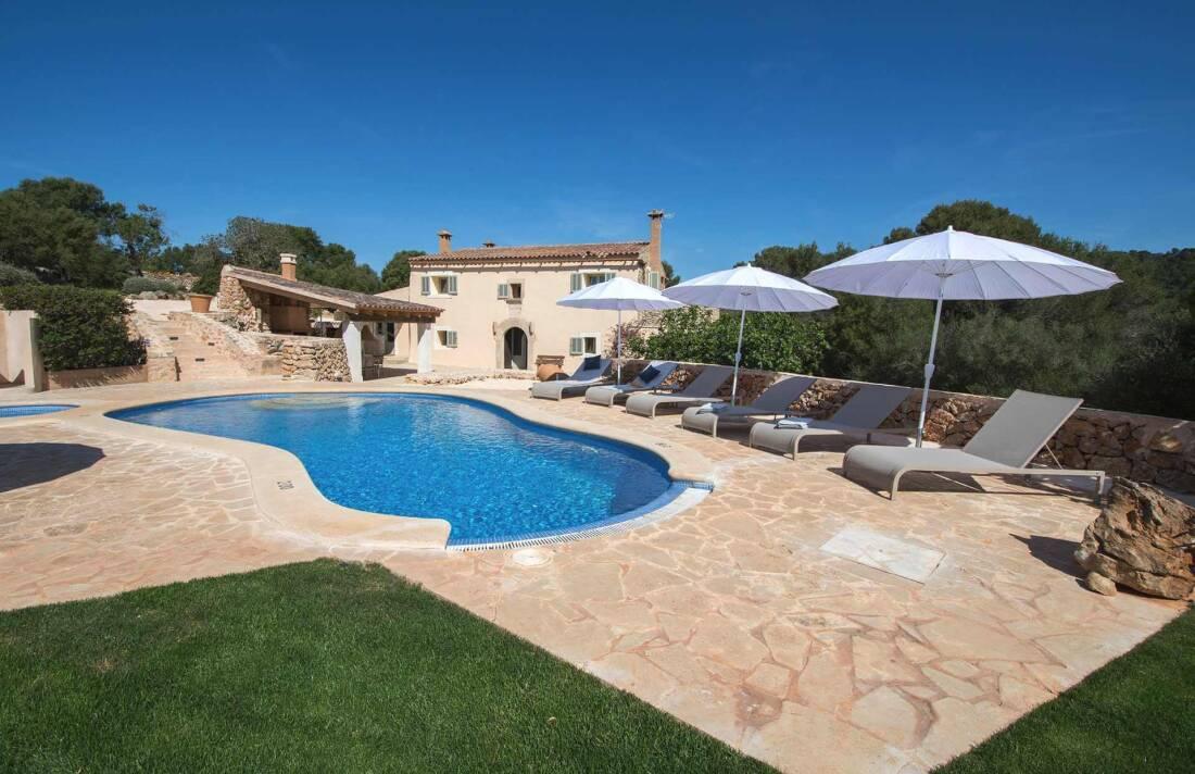 01-345 modern sea view Villa Mallorca east Bild 4