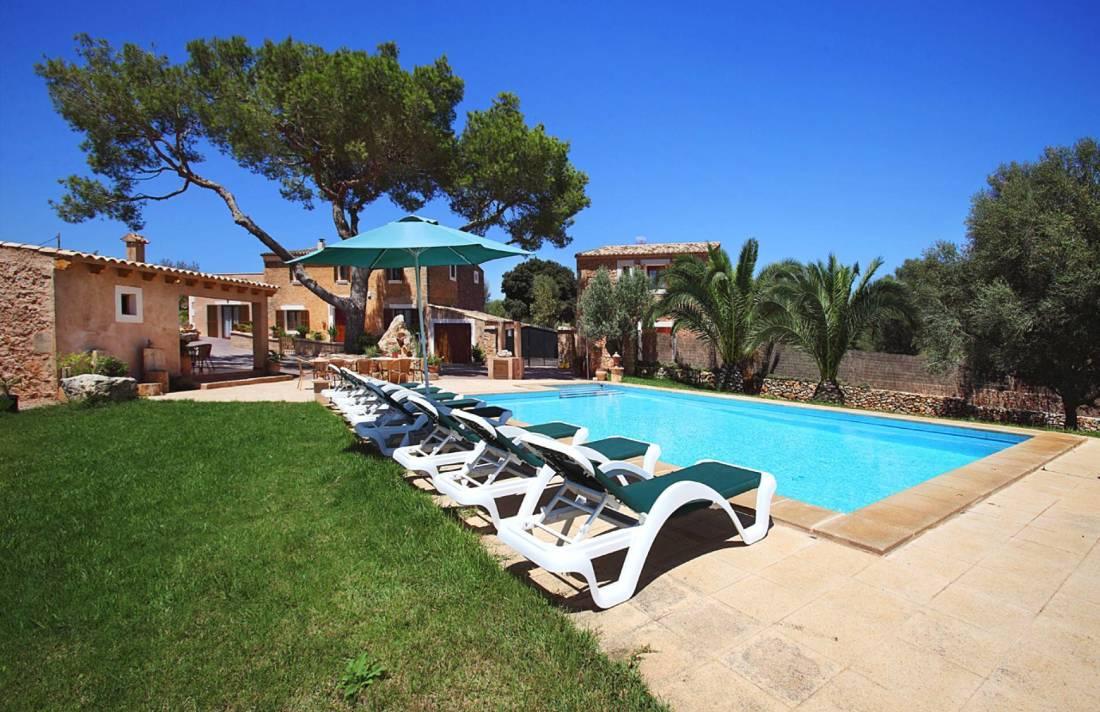 01-142 Rustikales Bauernhaus Mallorca Osten Bild 3