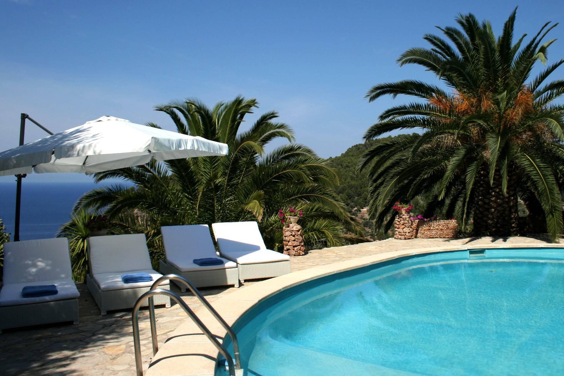01-254 Meerblick Finca Mallorca Westen Bild 4