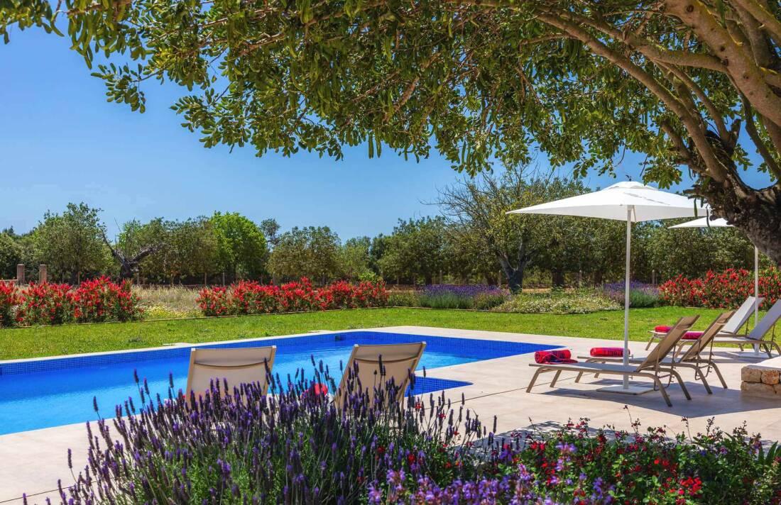 01-340 luxuriöse Finca Mallorca Osten Bild 4