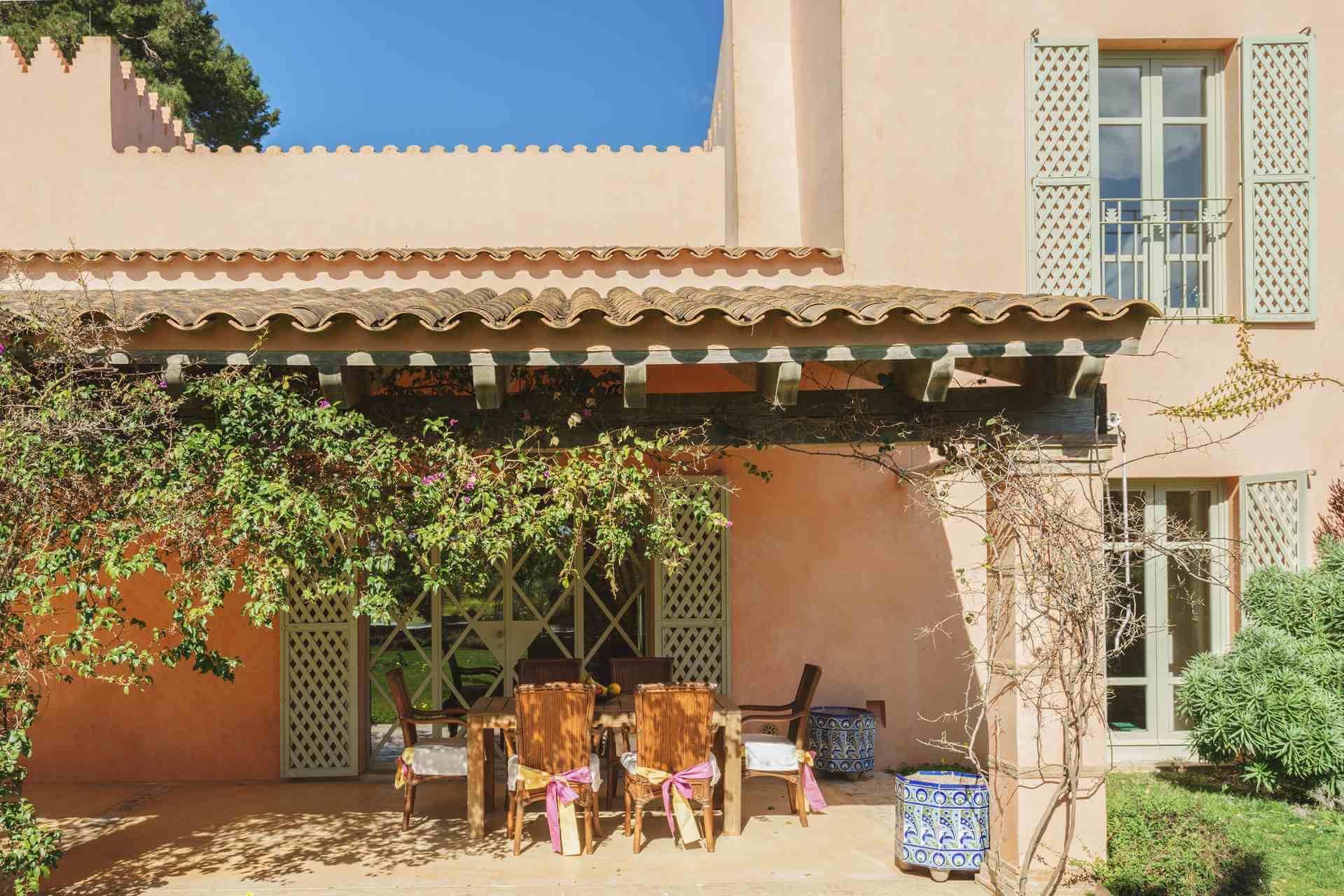 01-320 maurische Villa Osten Mallorca Bild 4