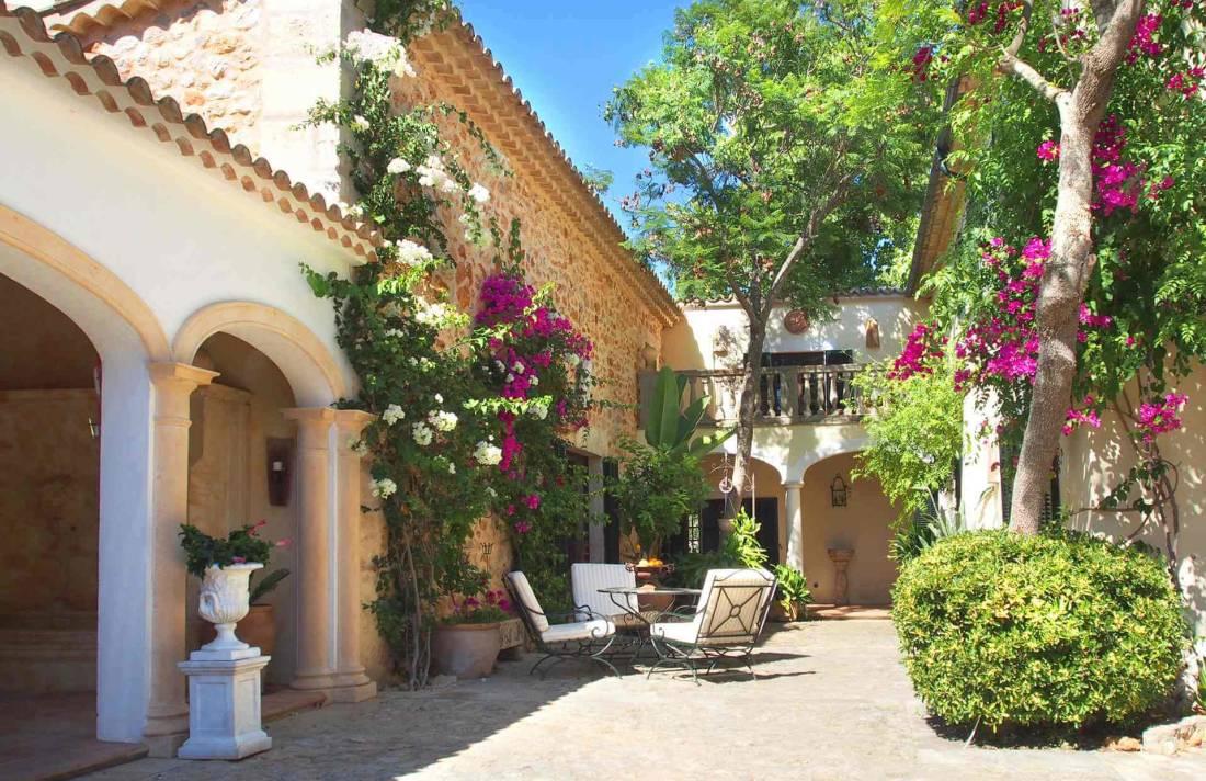 01-87 Luxuriöse Finca Mallorca Zentrum Bild 4