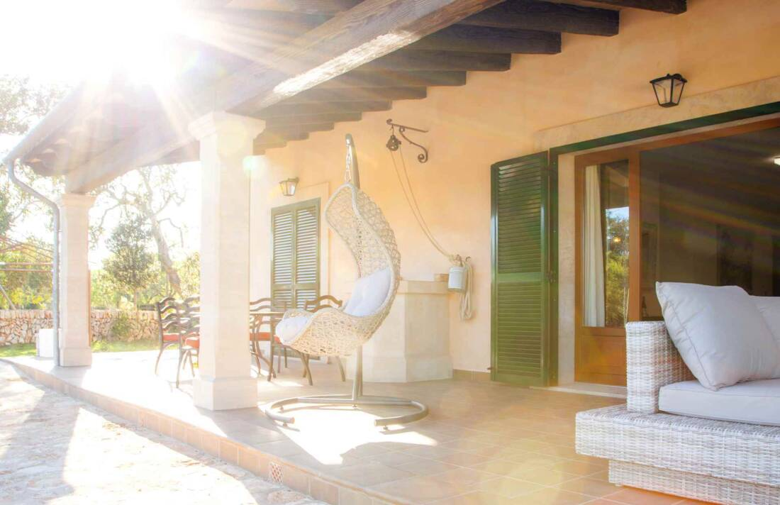 01-342 Finca with nature pool Mallorca East Bild 4