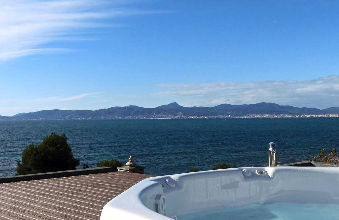 01-95 Ferienhaus Mallorca Süden mit Meerblick Bild 4
