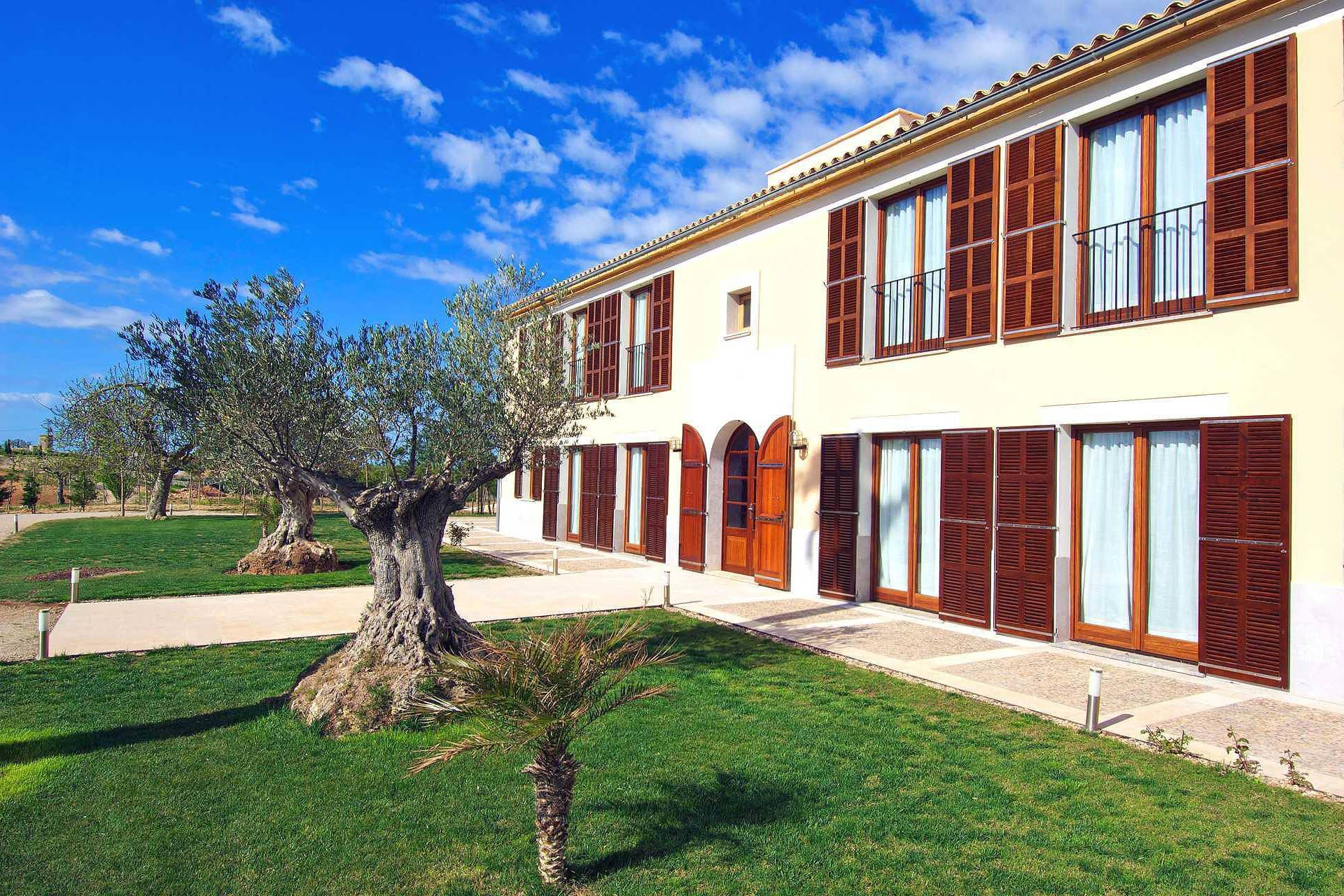01-89 Elegante Finca Mallorca Osten Bild 4