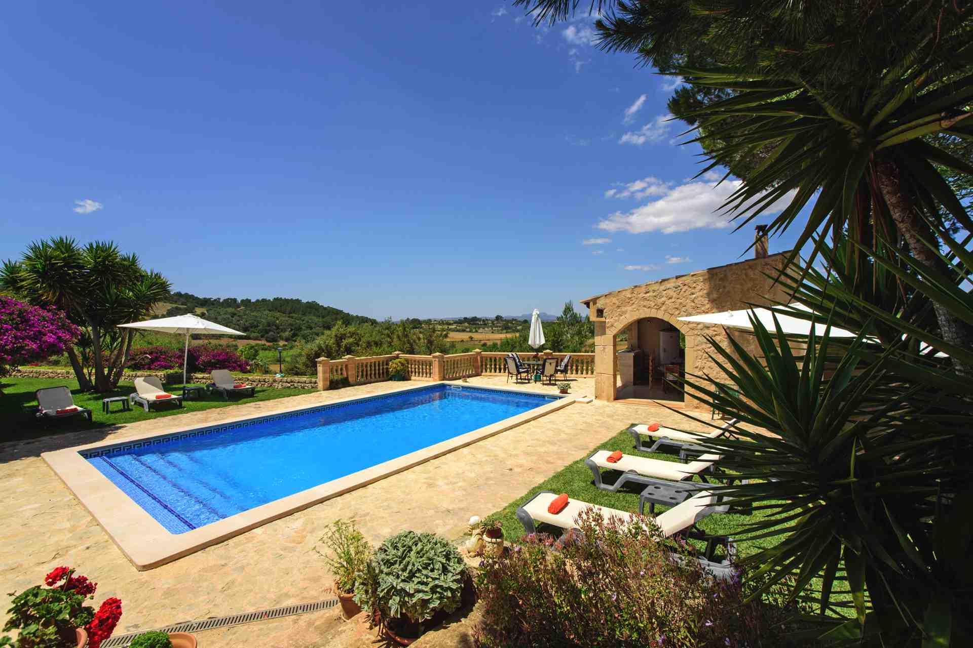 01-147 idyllische Finca Mallorca Osten Bild 4