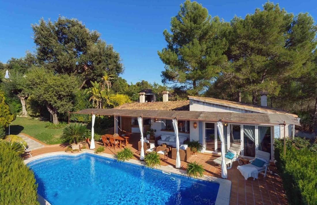 01-287 cozy Finca North Mallorca Bild 4