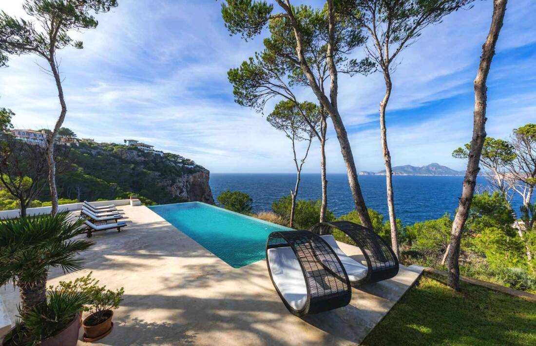 01-356 stylische Villa Mallorca Südwesten Bild 3