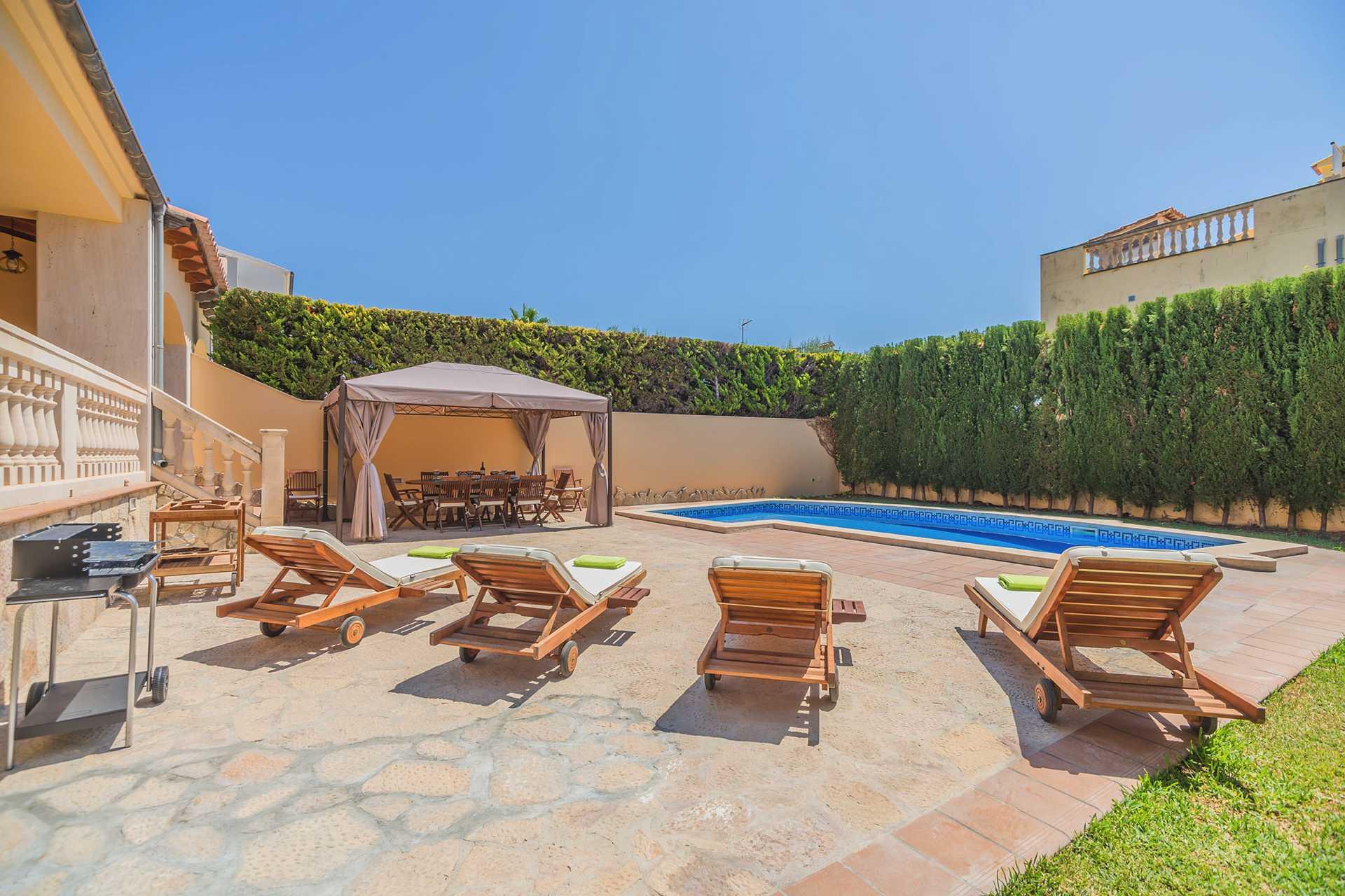 01-298 Golfplatz Chalet Mallorca Norden Bild 4