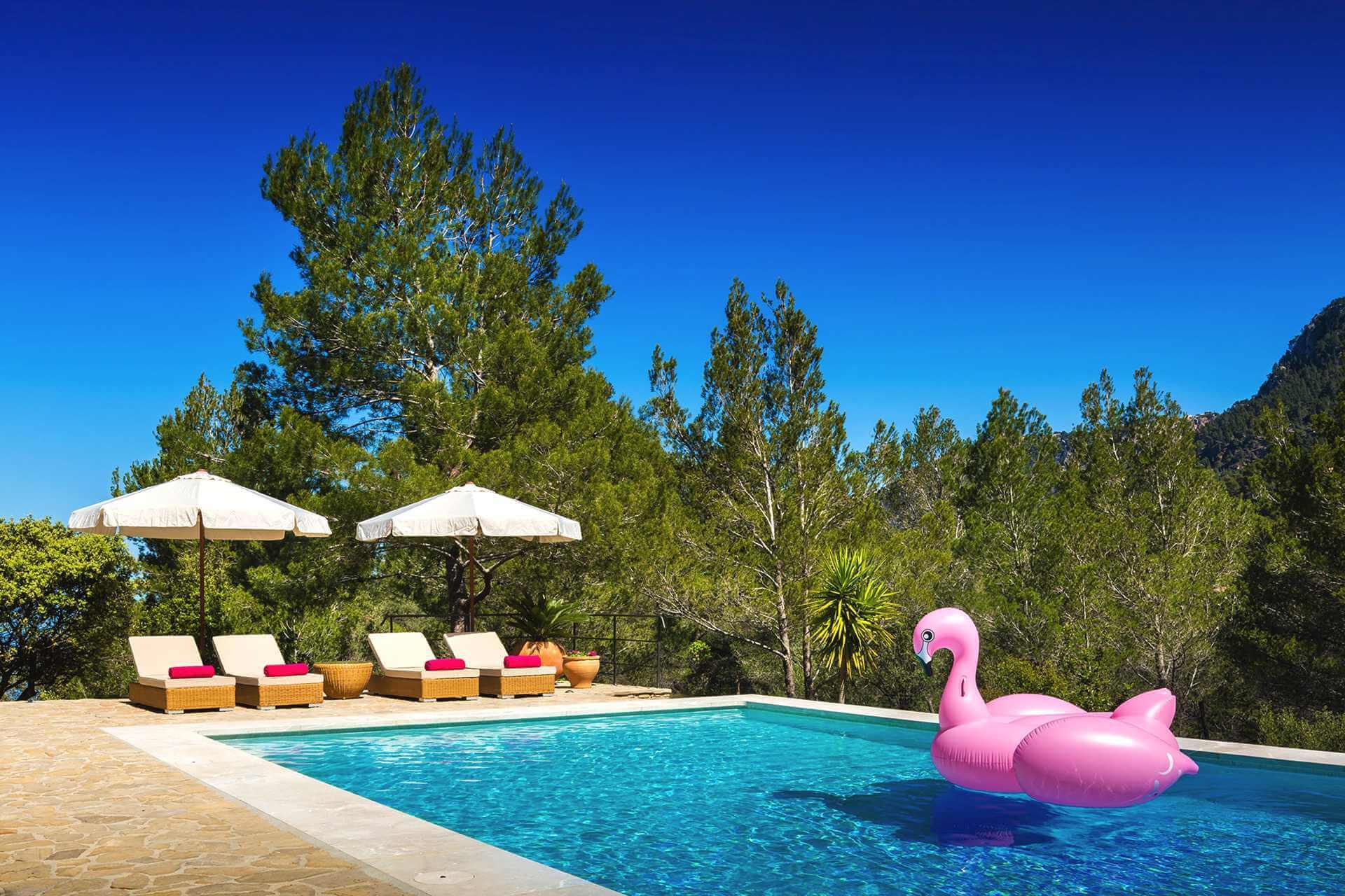 01-334 Luxus Finca Mallorca Westen Bild 4