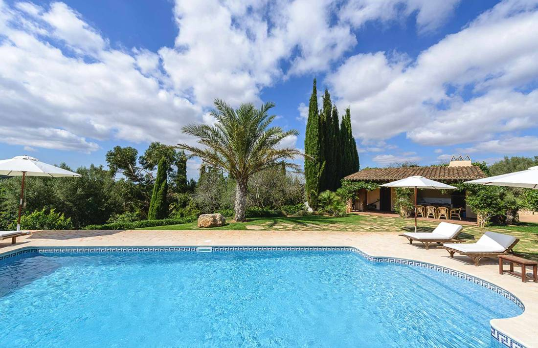 01-300 geschmackvolle Finca Mallorca Süden Bild 4