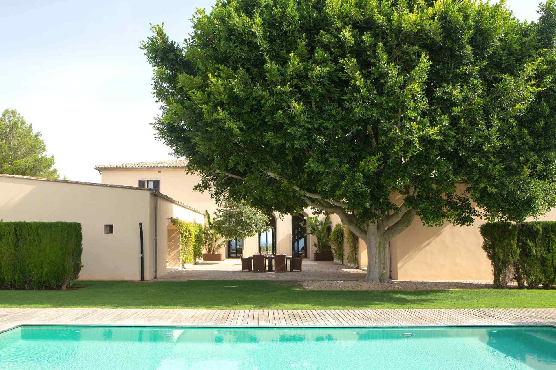 01-07 Exklusive Villa Mallorca Süden Bild 4