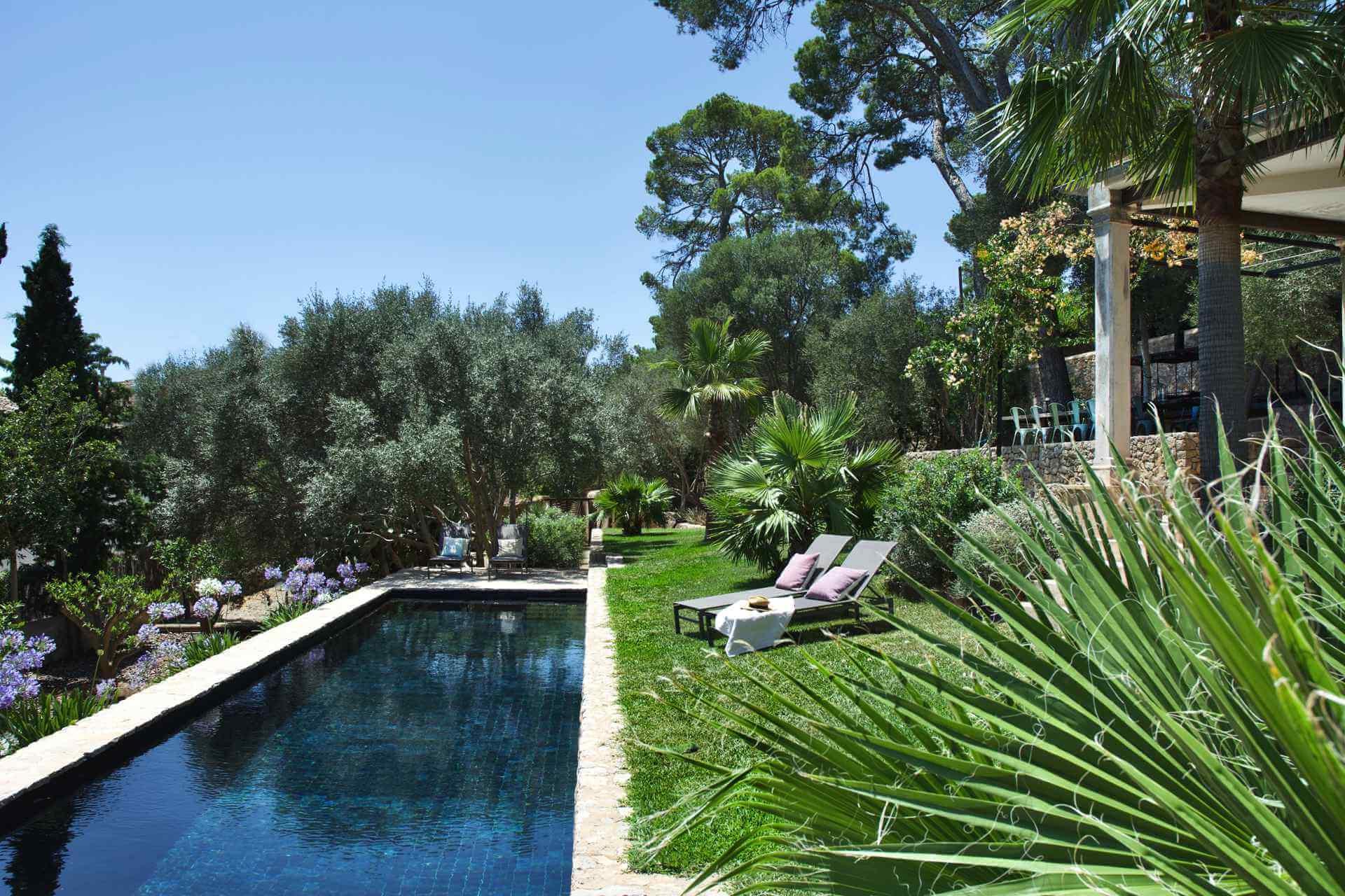 01-323 exklusives Herrenhaus Südwesten Mallorca Bild 4