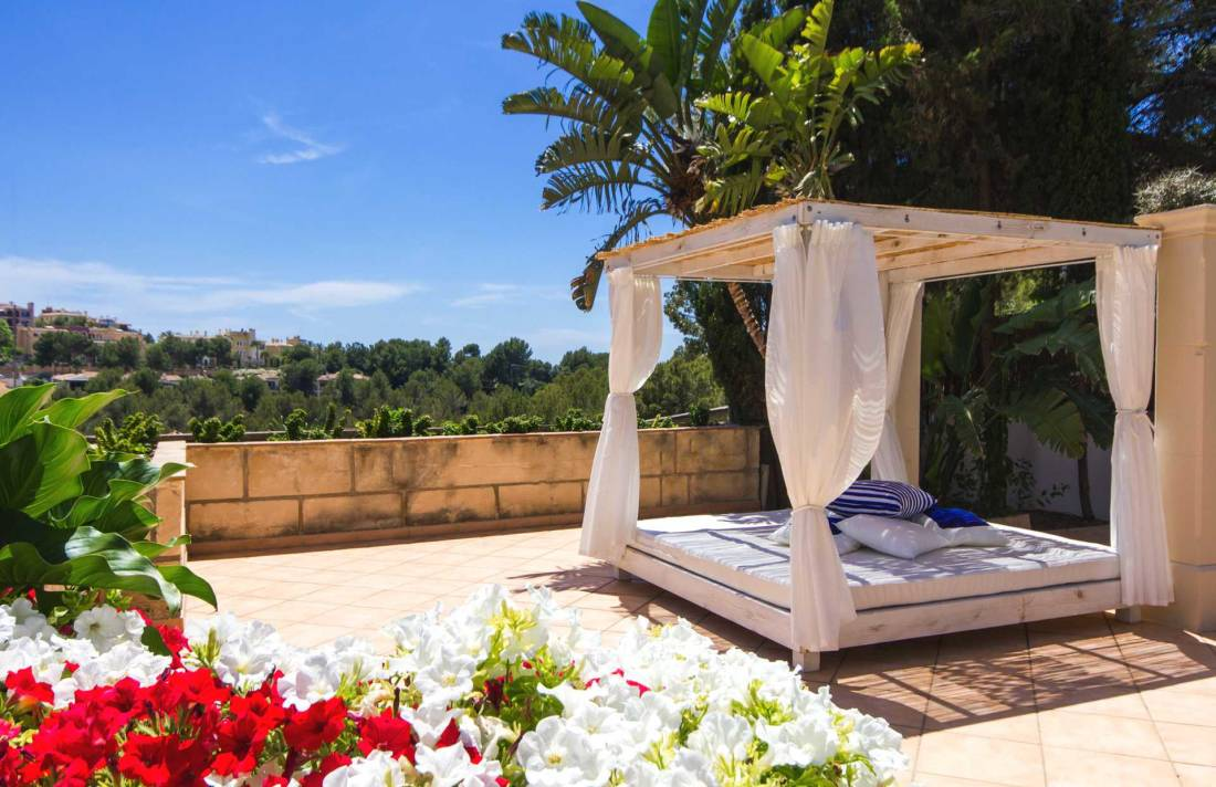 01-305 romantische Villa Südwesten Mallorca Bild 4