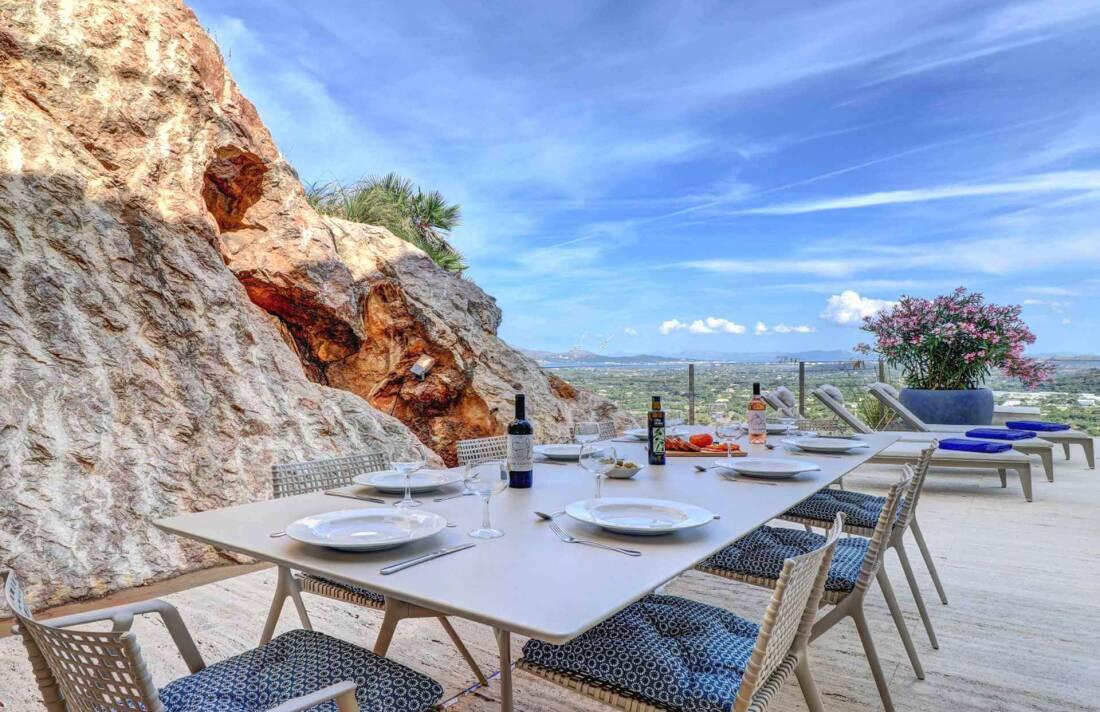 01-341 spektakuläre Villa Mallorca Norden Bild 4