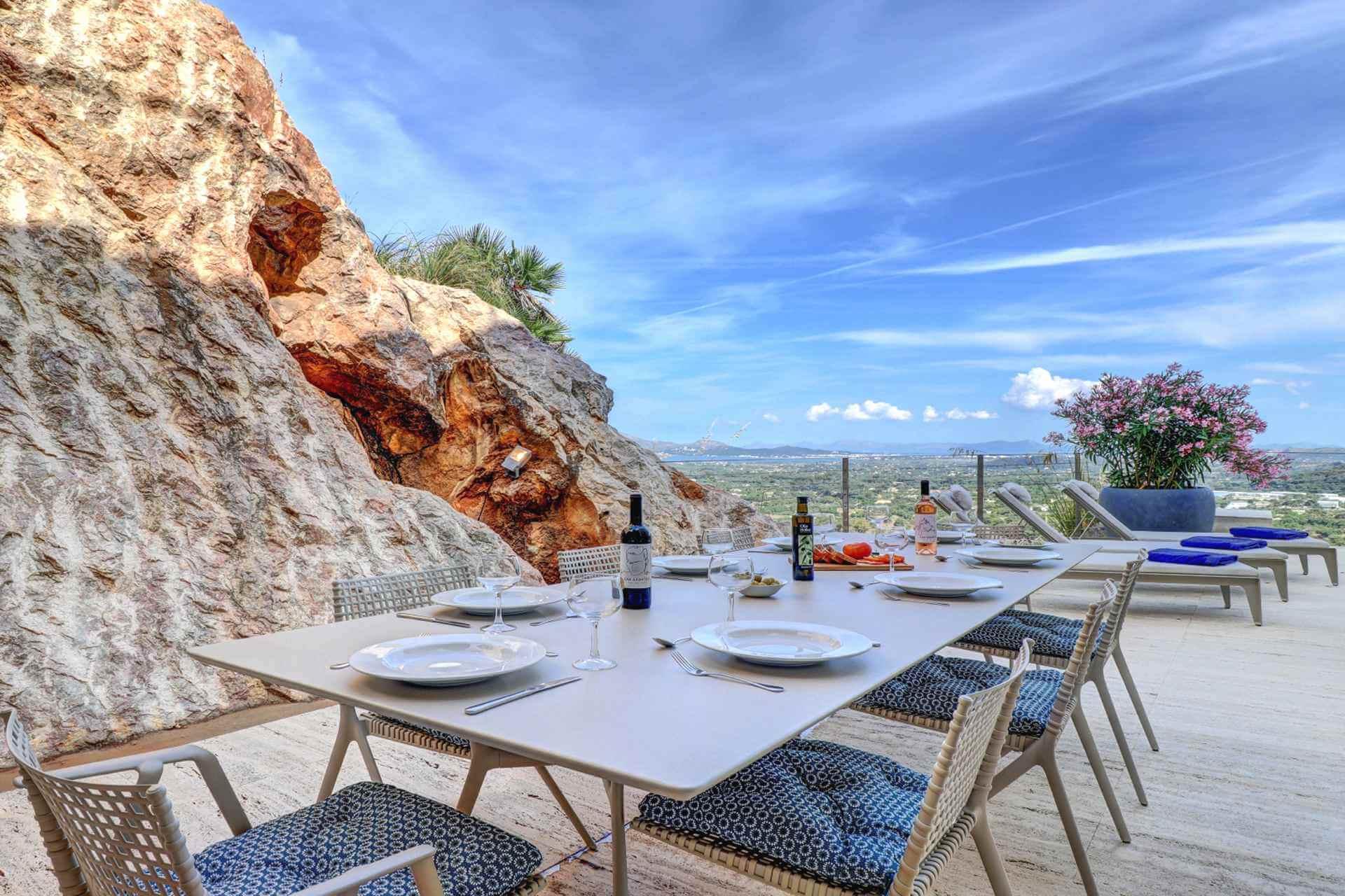 01-341 spectacular Villa Mallorca north Bild 4
