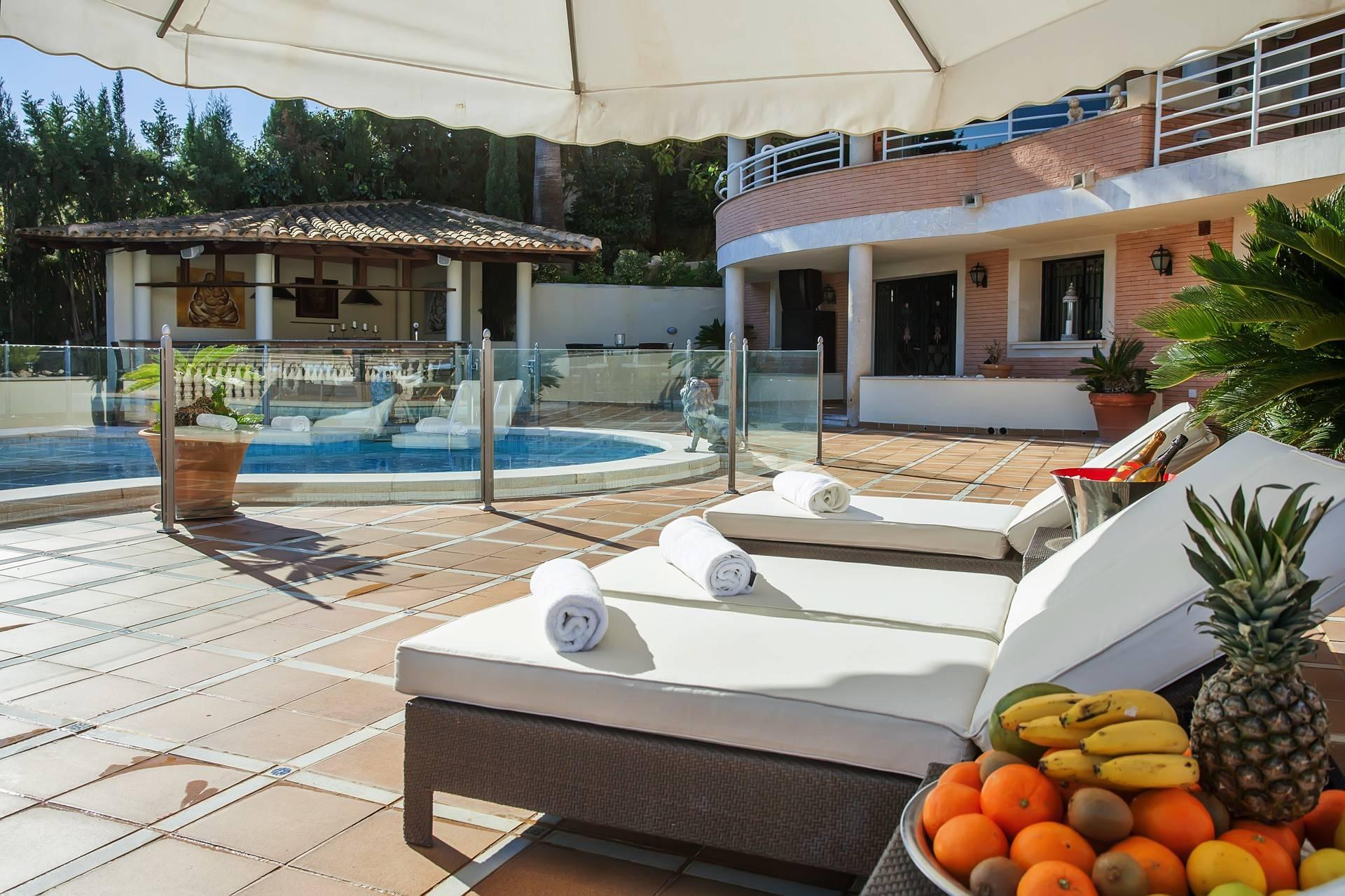 01-251 Extravagante Villa Mallorca Südwesten Bild 3