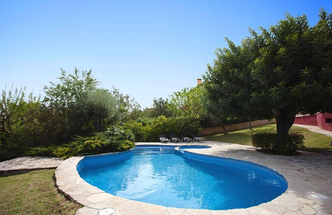 01-309 hübsches Ferienhaus Mallorca Zentrum Bild 4