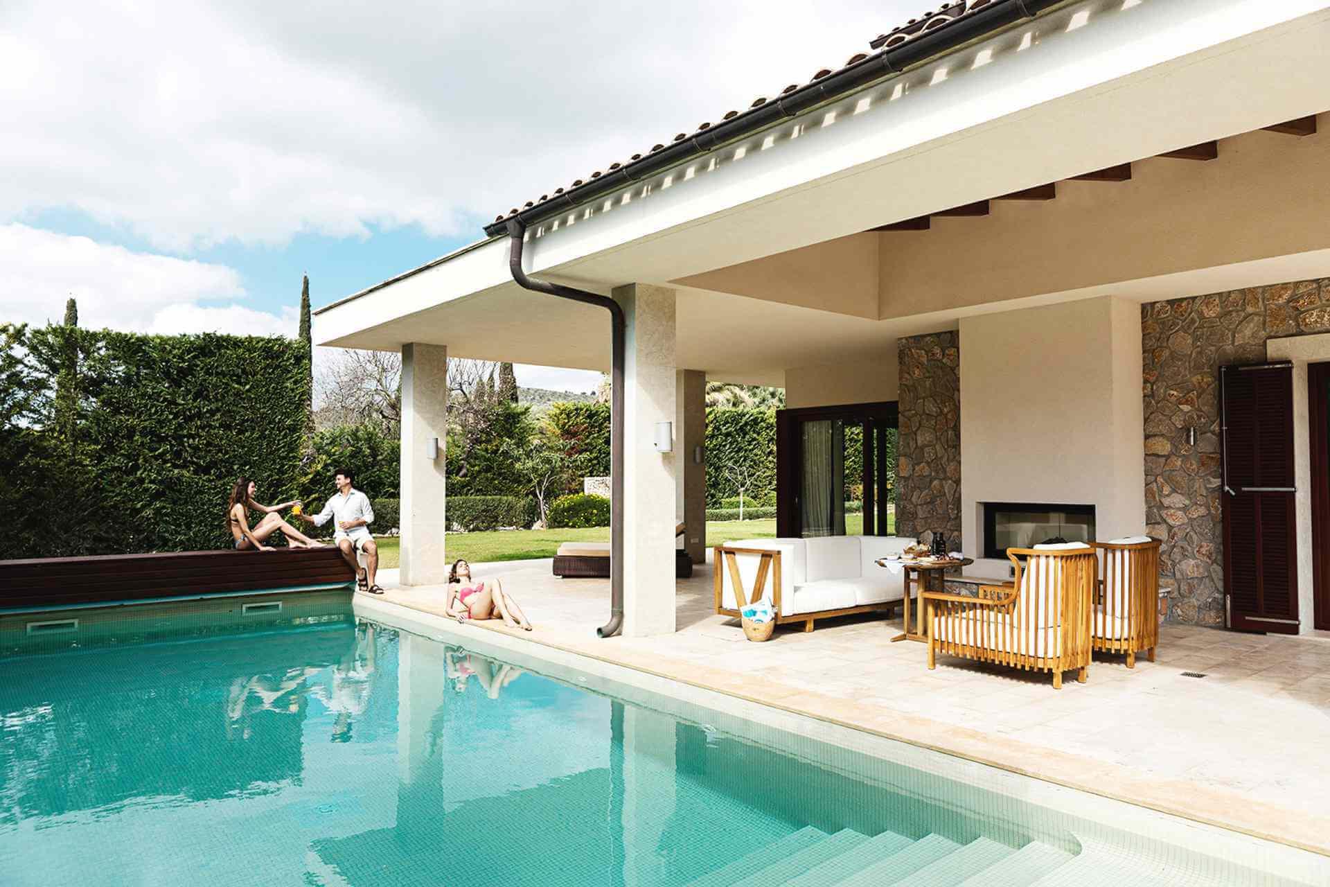 01-329 exklusive Villa Mallorca Nordosten Bild 4