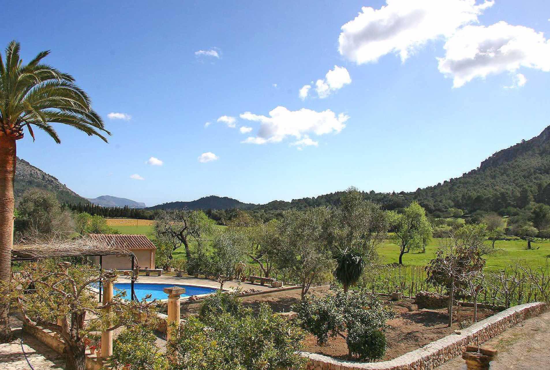 01-27 Mallorquinische Finca Mallorca Norden Bild 4