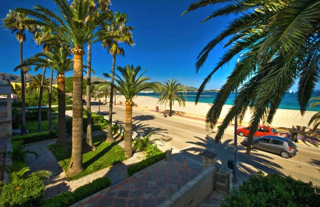 01-202  Moderne Ferienwohnung Mallorca Norden Bild 4