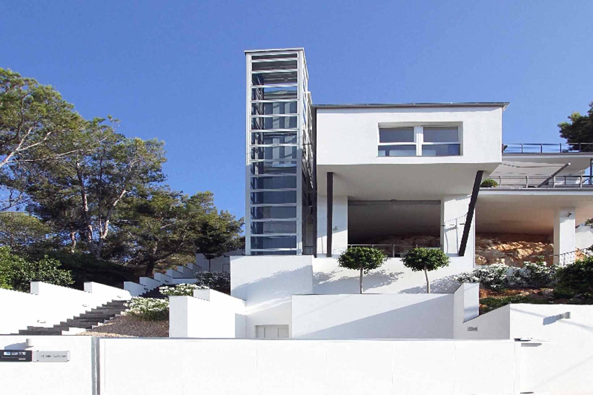 01-04 Bauhaus Villa Mallorca Südwesten Bild 1