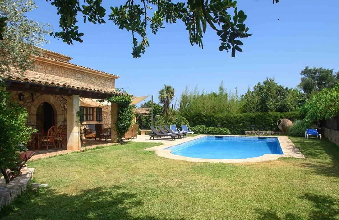 01-164 Romantische Finca Mallorca Norden Bild 4